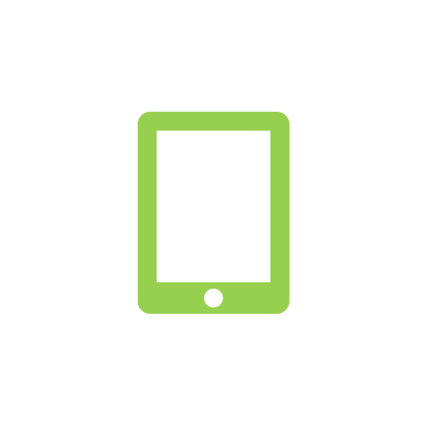 home icon-tablet